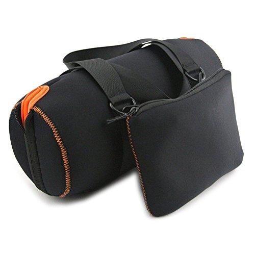 Preisvergleich Produktbild Pixnor Portable Carry Case / Tasche Pouch Tasche Sleeve Speicher für JBL Xtreme Wireless Bluetooth Lautsprecher w / Ladegerät