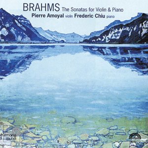 Sonatas for Violin and Piano Op. 78, 100 & 108 (Amoyal)