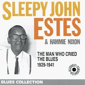 The Man Who Cried The Blues 1929-1941