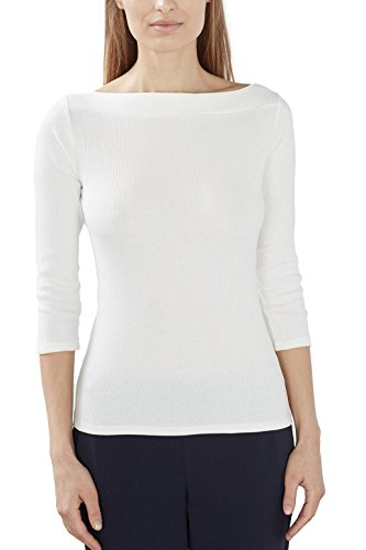 ESPRIT Collection T-Shirt Femme Blanc (Off White 2)