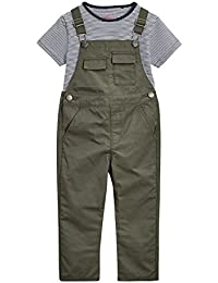 next Niños Peto Con Camiseta Rayas (3 Meses-6 Años) Corte Estándar