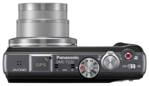 Panasonic – Lumix DMC-TZ22EG-K Digitalkamera_3