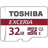 Toshiba 32Go Exceria M301 MicroSD Carte SDHC sans Adapteur