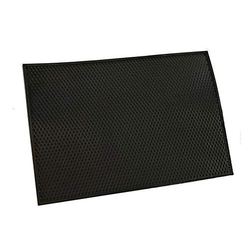 4 Stück Anti-Rutsch-Pads für Armaturenbrett, universal, hitzebeständig, 7,3 x 11,9 cm, für Handy, Sonnenbrille, Münzen, Schlüssel