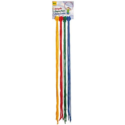 Erzi Cuerda de Saltar Saltar la Cuerda Conjunto de 12 H ?? Cuerda de Polipropileno pfseil Gymnastikspri