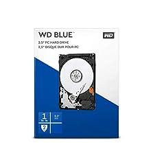 Western Digital WDBMYH0010BNC HDD Interno 1000 GB, SATA II, 3000 mbit/s, 5400 rpm, 8 MB, 2.50 Pollici