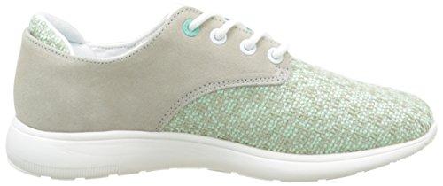 WAU - Lightwind, Sneaker Donna Verde (Verde)