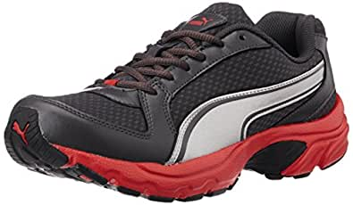 buying now b2298 49601 puma unisex black bolster dp running shoes ... 06ff16225