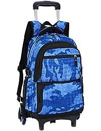 Nosterappou Maletín trolley para mochila de estudiante desmontable multifuncional, diseño ergonómico, bolsa de trolley