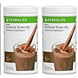 Herbalife Austria, 2x Formula 1Shake Chocolate, por 550g