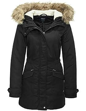 [Patrocinado]Only jacket Onlnew Sophia parka jacket