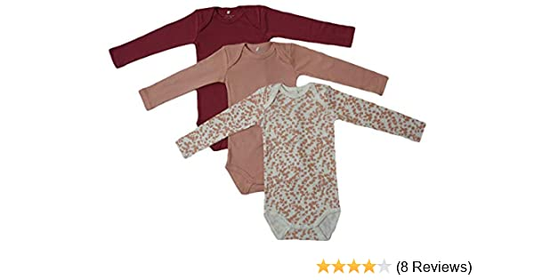 NAME IT Baby-M/ädchen Formender Body 3er Pack