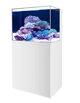 Aquarium Boyu eau de mer/eau douce NEUF 150 litres BLANC