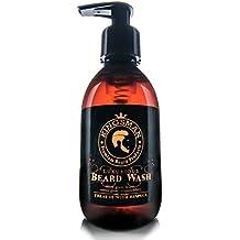 Savon pour barbe luxurieux Kingsman, lavage de barbe, champoing pour barbe, encourage la croissance saine, XL 200ml