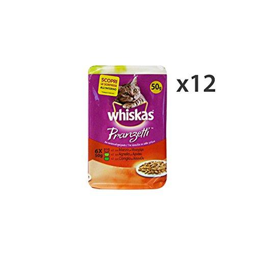 set-12-whiskas-pranzetti-6-bustine-manzo-agnello-coniglio-ae14h-cibo-per-gatti