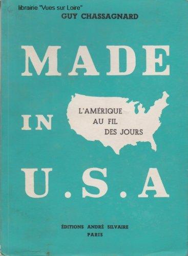 Made in U.S.A. (L'Amérique au fil des jours)