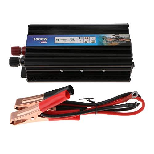 D DOLITY 1000W DC 12V zu AC 220V Spannungswandler Stromwandler Wechselrichter Solar Inverter Wandler 220v Dc-inverter