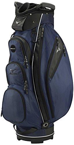2015 Mizuno VIN90 Cart Tasche Herren Golf Trolley Tasche 15-Wege Trennwand Blau navy Einheitsgröße