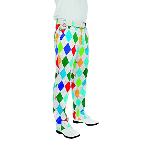 royal-awesome-king-of-diamonds-pantaloni-da-golf-in-stile-funky-bianco-bianco-34w-x-32l