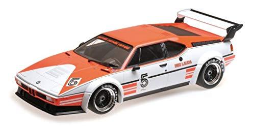 Preisvergleich Produktbild BMW M1 Modellauto 1:12 Minichamps Procar Marlboro Four Racing 5 Niki Lauda 1979