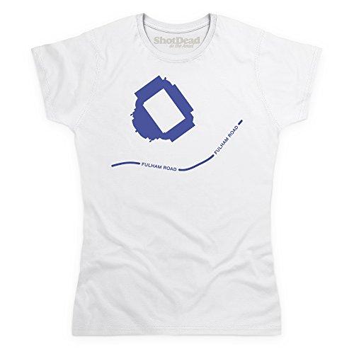 Stamford Bridge T-Shirt, Damen Wei