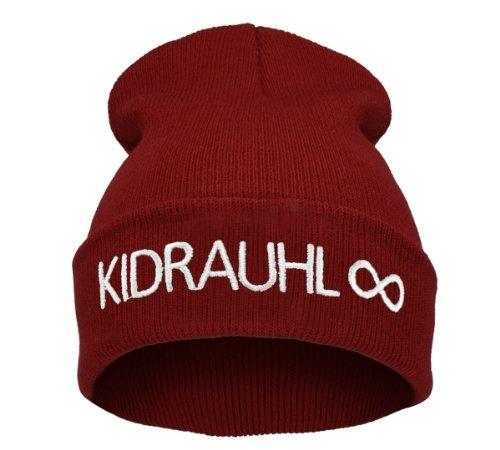 Beanie Red Kidrauhl
