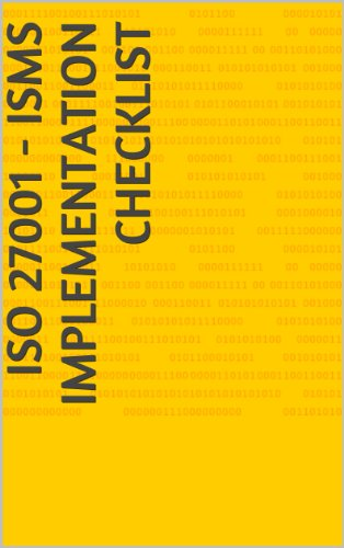 iso-27001-isms-implementation-checklist-english-edition