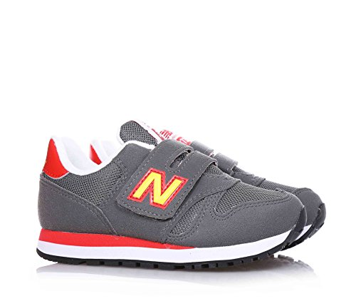 New Balance Nbkv373top, gymnastique mixte adulte grey orange