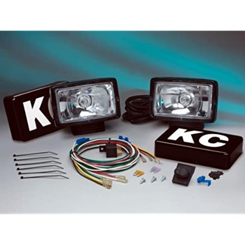 KC Hi-Lites 57 Series Long Range Spotlight