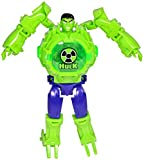 Sandbox Party Hulk Transformer Inspired Robot Cum Watch (Pack of 1)