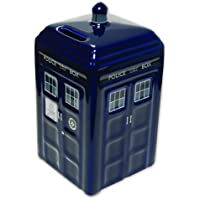 Zeon Dr Who Tardis Ceramic Money Box