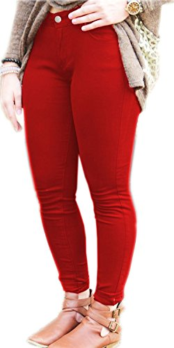 Vanilla Inc Ladies Womens Skinny Plus Size Stretchy Fitted Jeggings Jeans UK Size 8-26