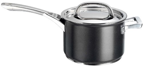 Circulon Infinite Hard Anodised Cookware Set, 4-Piece with Frypan – Black