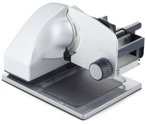 Graef Allesschneider Master 188 - Schneidemaschine aus Metall