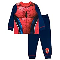 Cartoon Character Products Marvel Spiderman Costume Boys Pyjamas