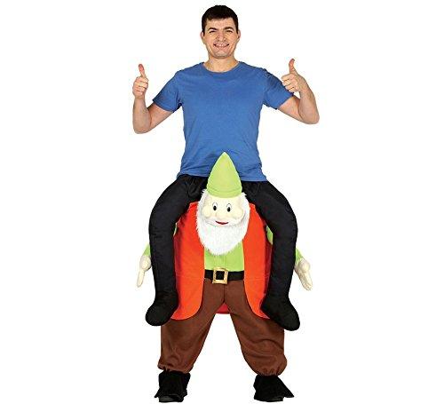 Imagen de disfraz de gnomo a hombros para adultos