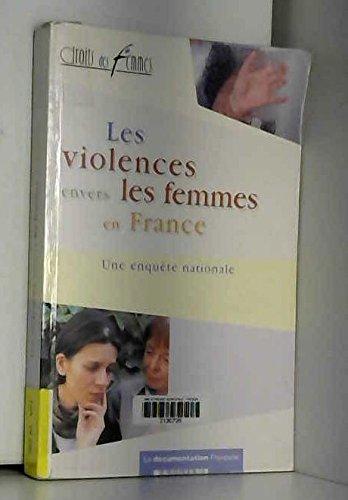 Les violences envers les femmes en France : Une enquête nationale par Maryse Jaspart