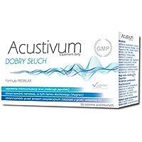 acustivum–56Tablets–Verbessert die Blut mikrozirkulation an–Schützt die nervenzellen in der auditiven Nerve preisvergleich bei billige-tabletten.eu