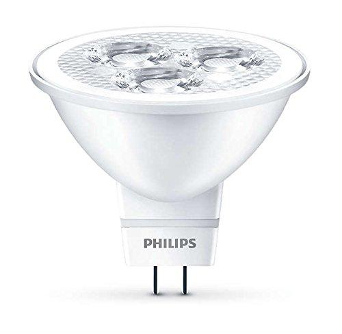 Philips 3W MR16Essential LED 6500K Cool Tageslicht Lampe Spot Licht 12V Leuchtmittel GU5.3ersetzt 35W Old Halogen, Store Shop Galerie Hall Lobby