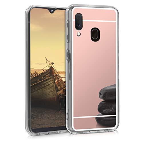 Kwmobile Funda Samsung Galaxy A20e - Carcasa Protectora