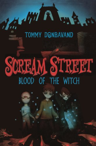 Blood of the Witch (Scream Street)