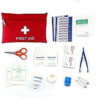 Womdee Erste-Hilfe-Kit (12pcs / Set) Portable für Den Notfall Zu Hause/Camping / Outdoor/Wandern preisvergleich bei billige-tabletten.eu