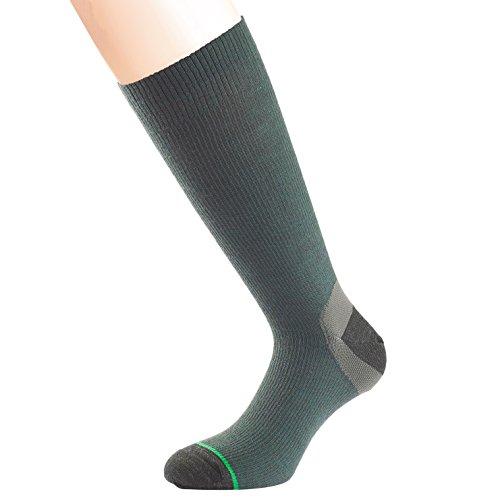 1000 Mile Herren Walking Socken Ultimate Lightweight Walkingsocks, Grun, L, 3195ML (Herren-walking-socken)
