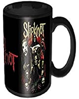 Slipknot Come Play Dying black new official Boxed Mug