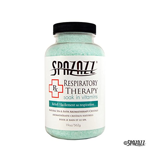 Spazazz RX Therapie-Kristall-Behälter, 48 ml, Atemtherapie/Relief