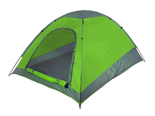 Camp Gear Festival Zelt Kuppel Lime