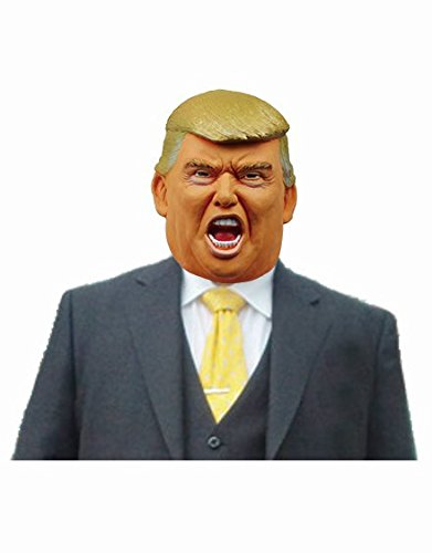 Mr.Trump Rubber mask (made in japan) by Ogawa Studio