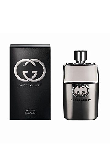 Gucci Guilty pour Homme / man, Eau de Toilette Spray, 150 ml