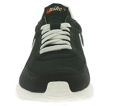 Nike - Wmns Roshe Dbreak Nm, Scarpe sportive Donna Nero/bianco (Black/Sail)