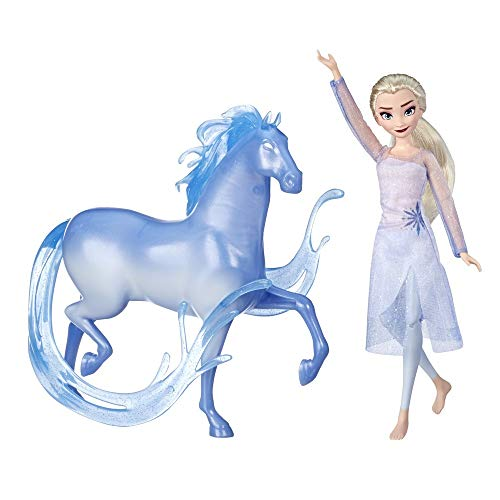 Disney Frozen 2 - Fashion Doll Elsa e Nokk (ispirati al film Disney Frozen 2)
